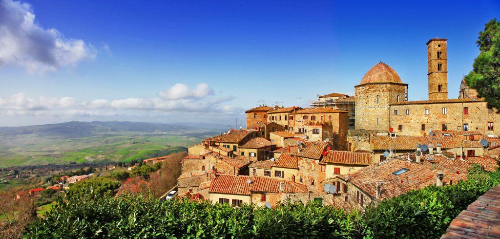 Вольтерра (Volterra), Тоскана, Италия - достопримечательности