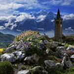 Church of Sant'illario, Aosta Valley, Italy