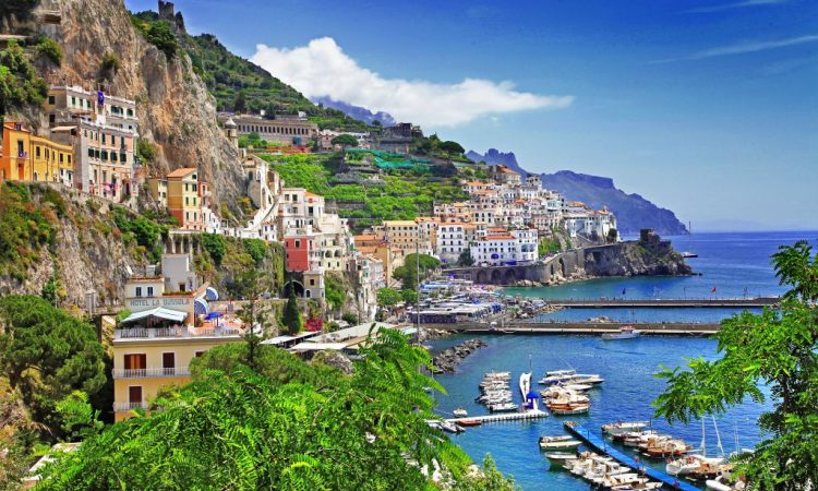 THINGS TO DO IN SORRENTO & THE AMALFI COAST