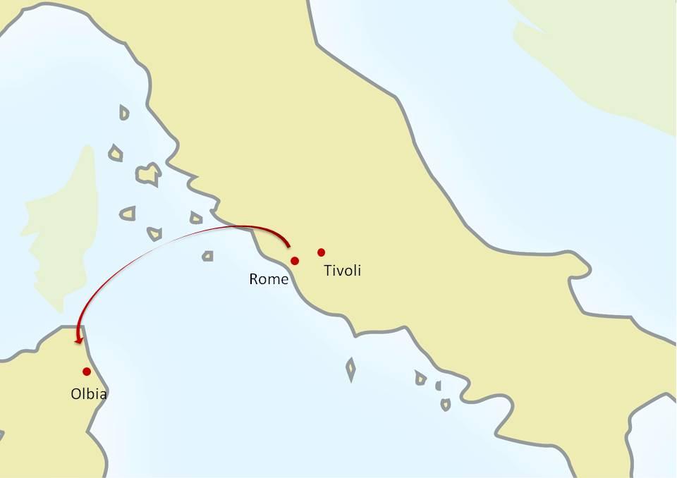 Discover Your Italy LUXURY ITALY HONEYMOON ROME SARDINIA