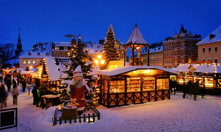 OUR FIVE FAVORITE OFF-THE-BEATEN PATH CHRISTMAS MARKETS