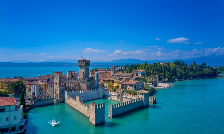 "LAKE GARDA: THE ""OTHER"" MARVEL LAKE"